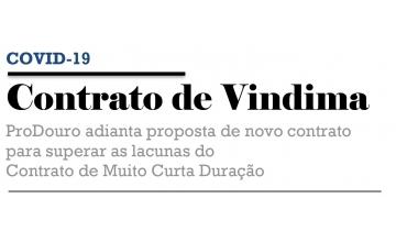 PROPOSTA DE UM CONTRATO DE VINDIMA NO DOURO